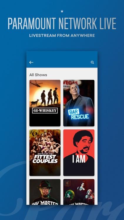 Paramount Network screenshot-4