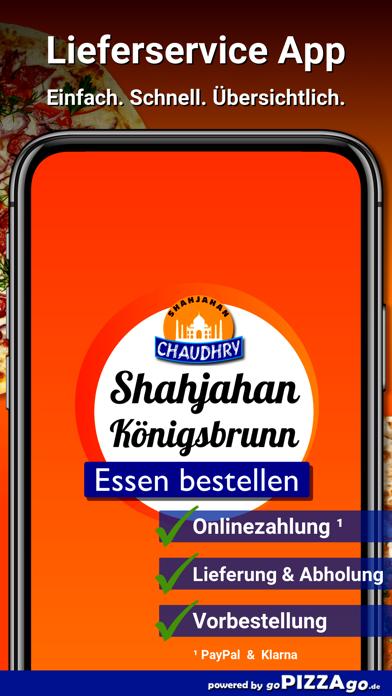 Shahjahan Königsbrunn screenshot 1