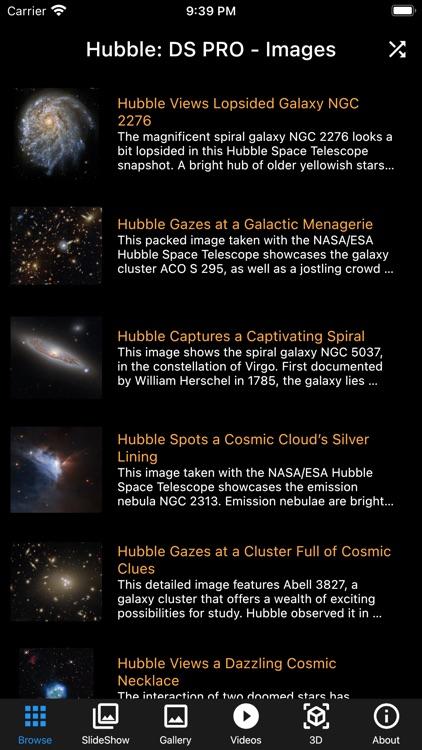 Hubble: Deep Space PRO