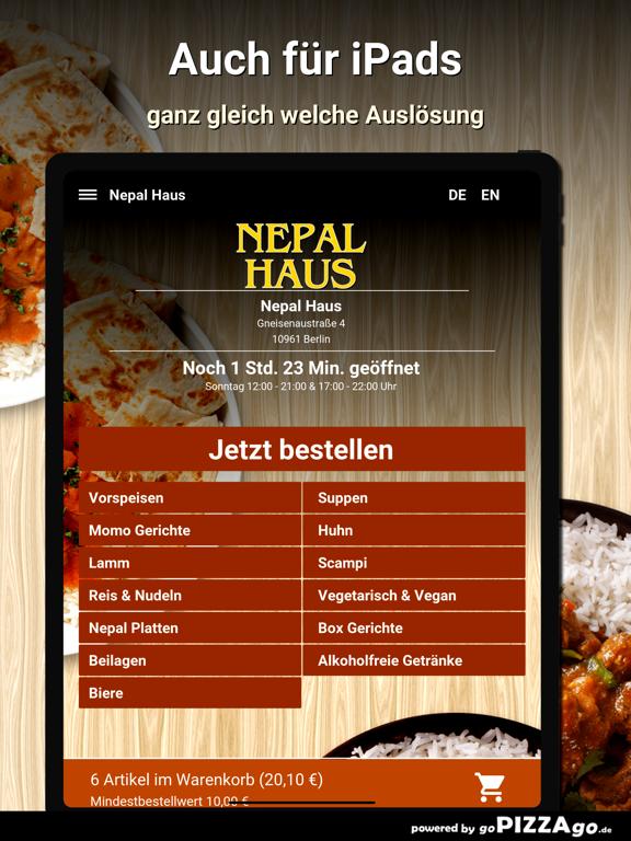Nepal Haus Berlin screenshot 7