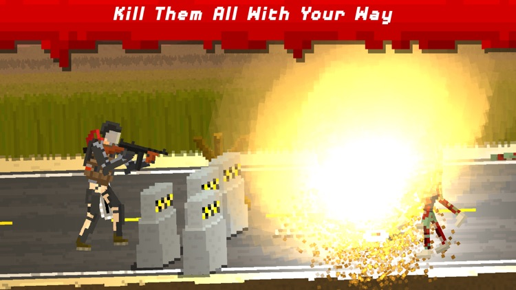 They're Coming: Zombie Defense screenshot-5