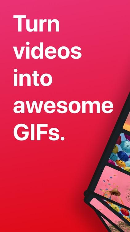GIF Maker ‣ GIF Editor