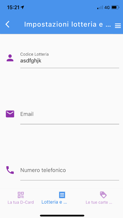 D-Card screenshot 3