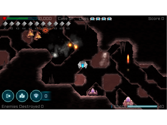 Caves Of Mars screenshot 18