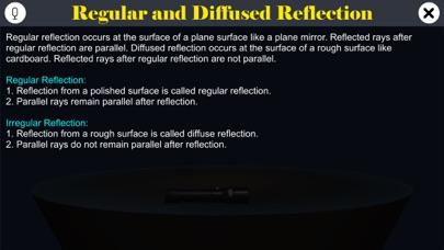 Regular & Diffused Reflection screenshot 1