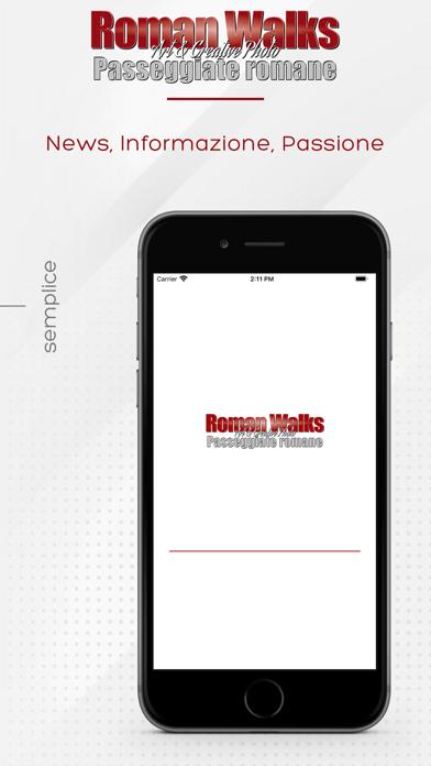 Roman walksScreenshot of 1