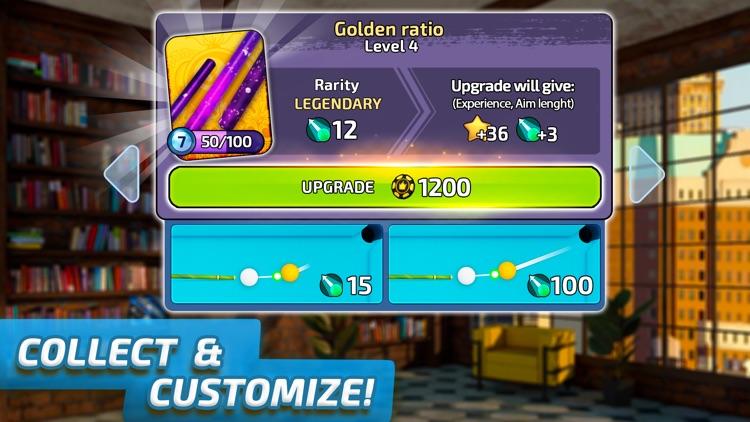 Pool City: online billiards screenshot-3