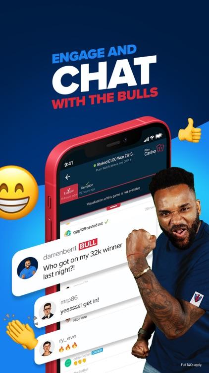 BetBull: Sports Betting App screenshot-4
