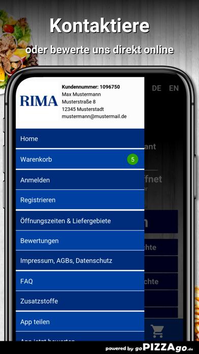 Rima München screenshot 3