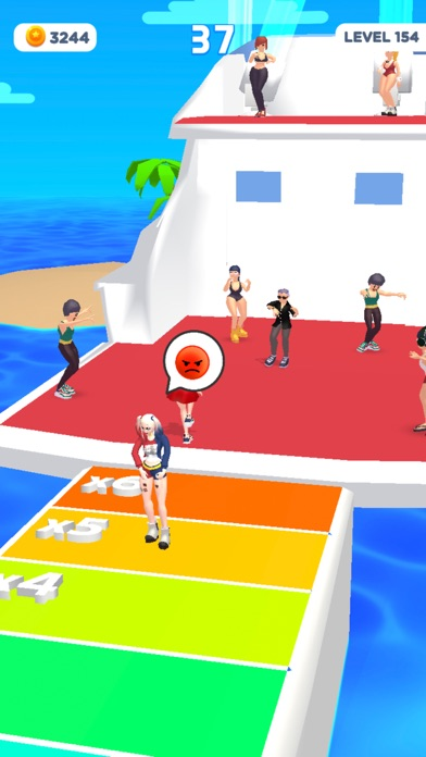 Dancing Race free Resources hack