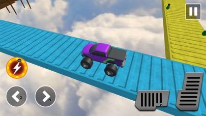 Ramp Car Stunts 3D GT Racing screenshot 2