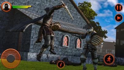 Ninja Assassin Stealth Warrior Screenshot on iOS