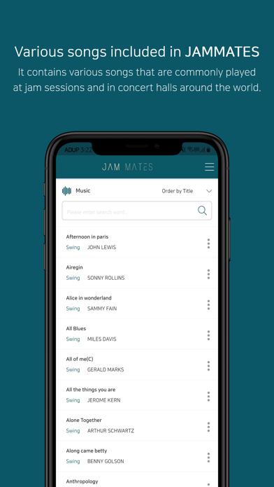 JAMMATES Screenshot