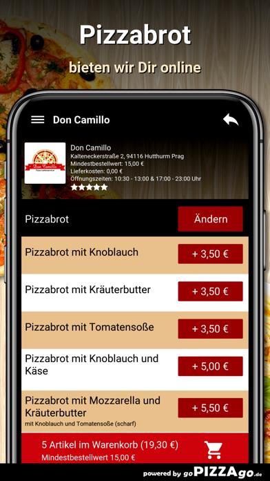 Don Camillo Hutthurm Prag screenshot 5