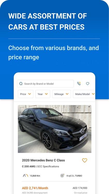 CARS24 UAE - BUY USED CARS screenshot-4
