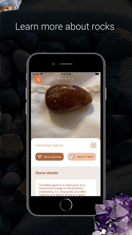 Rock Identifier Mineral Stone screenshot-4