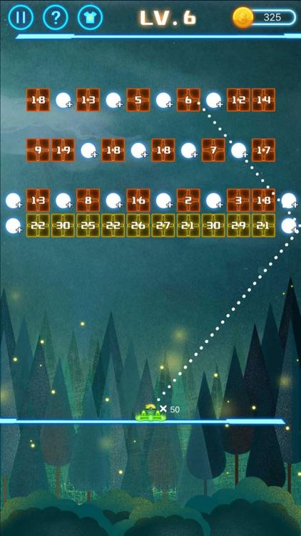 弹球弹不停 - 打砖块小游戏 screenshot-4
