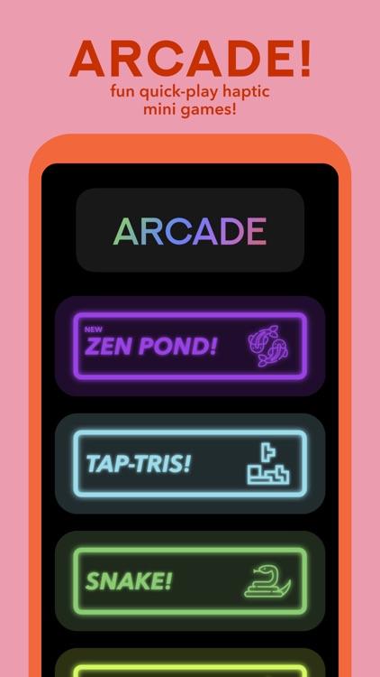 Tappy - Haptic Fidgeter screenshot-3