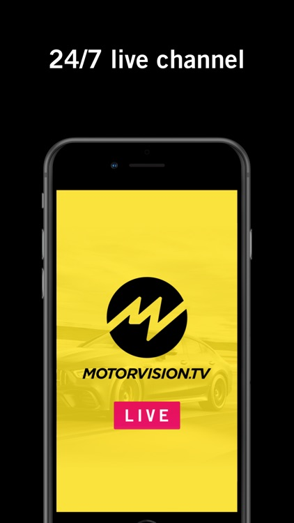 Motorvision.TV –Live Streaming screenshot-3