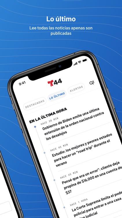 Telemundo 44: Noticias y más screenshot-3