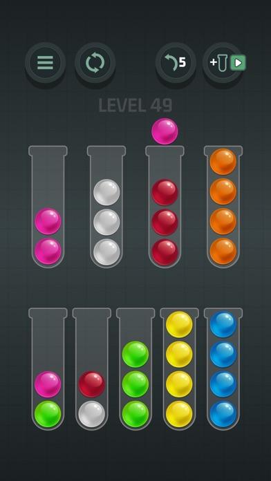 Sort Balls - Sorting Puzzle screenshot 3