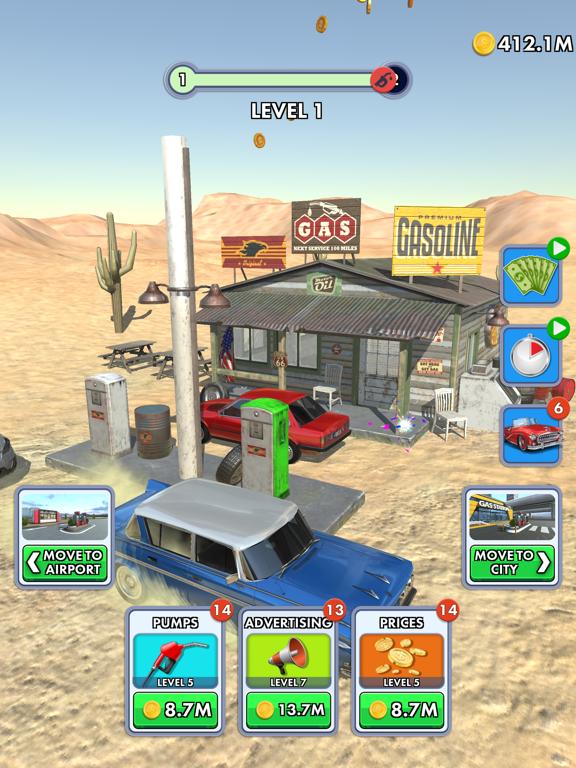 Gas Station. screenshot 8