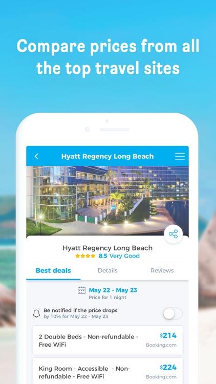 HotelsCombined: Hotel Search screenshot-3