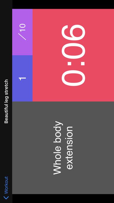 Workout Speech Timer screenshot 6