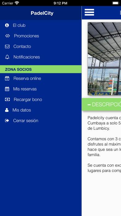 Padelcity screenshot 4