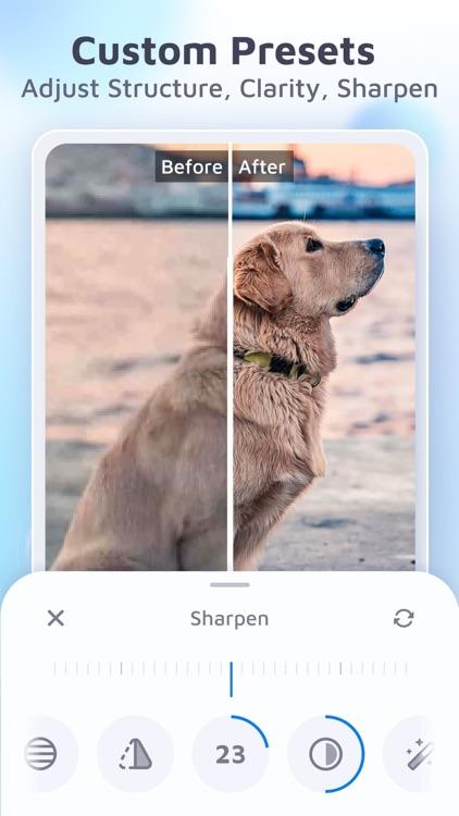 EnhanceFox Photo Enhancer screenshot-9
