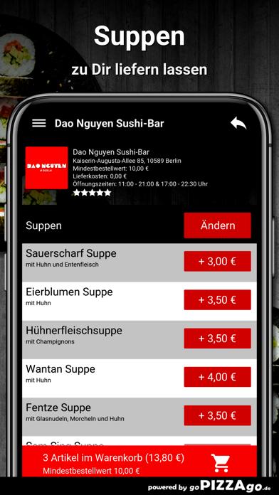 Dao Nguyen Sushi-Bar Berlin screenshot 5