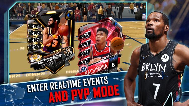 NBA SuperCard: Basketball Game screenshot-3