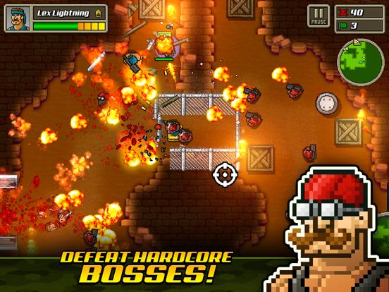 Kick Ass Commandos Screenshots