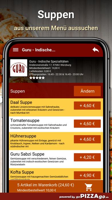 Guru Würzburg screenshot 5