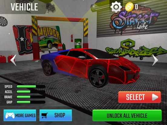 SuperHero Ramp Car Stunt 3Dのおすすめ画像3