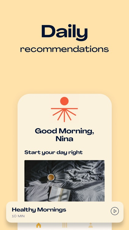 Chopra Meditation & Well-Being screenshot-4