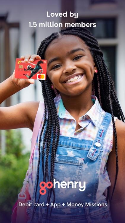 GoHenry: Kids Debit Card & App screenshot-9