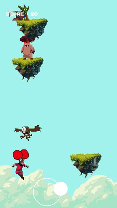 Balloon Fighter -Sky Fall-紹介画像1