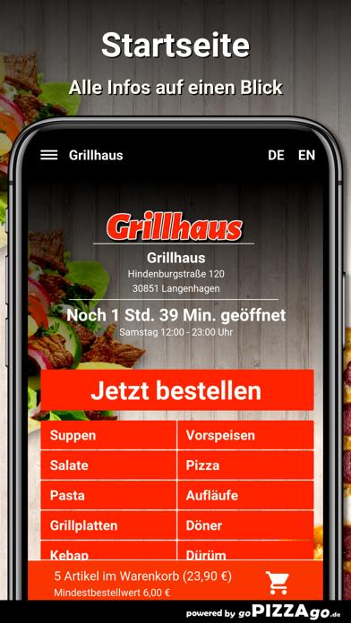 Grillhaus Langenhagen screenshot 2