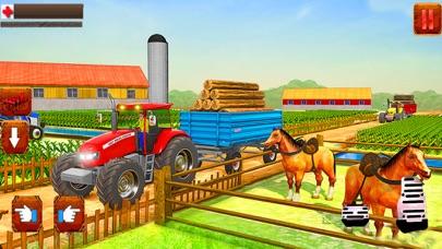 米国 収穫 農業 シミュレーター紹介画像1