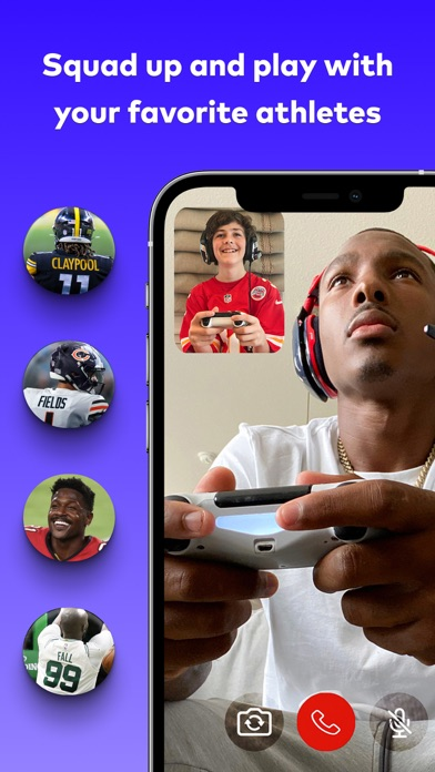YOKE: Gaming with Athletes Screenshot