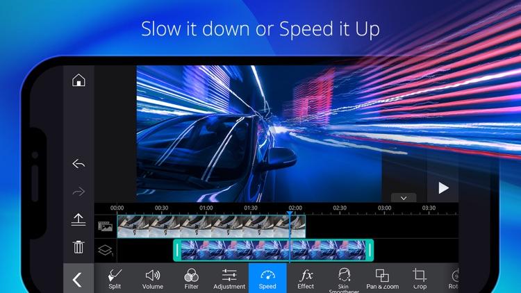 PowerDirector - Video Editor screenshot-5