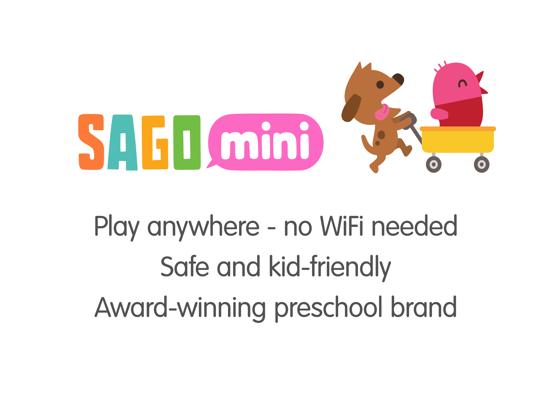 Sago Mini Dinosaursのおすすめ画像6