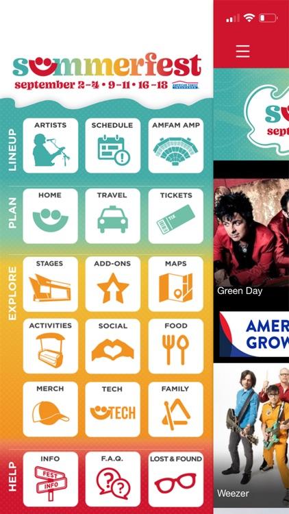 Official Summerfest 2021 App screenshot-4
