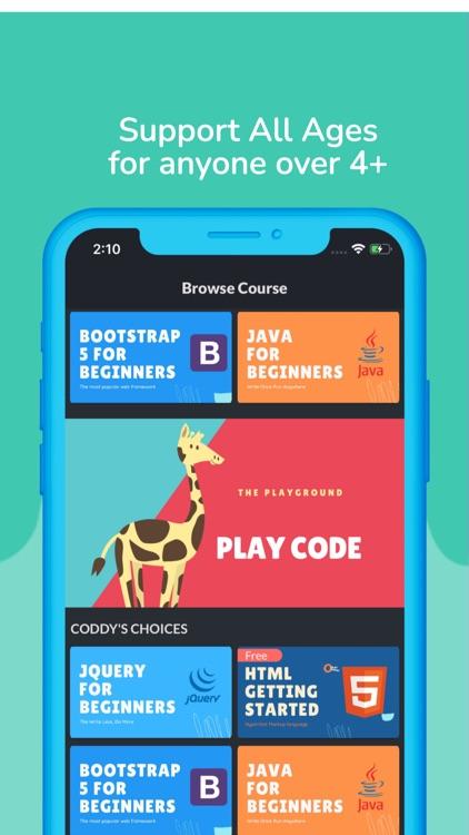 CoddyKit - Learn to Code screenshot-4