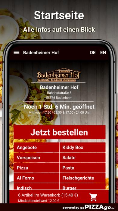 Badenheimer Hof Badenheim screenshot 2