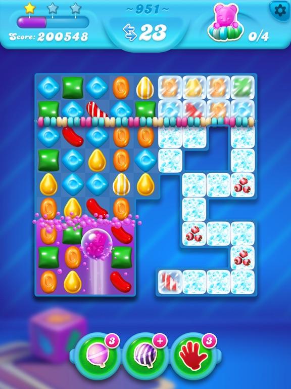 Candy Crush Soda Saga iPad app afbeelding 1