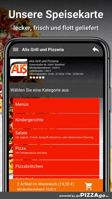 Alis Grill Bielefeld screenshot 4