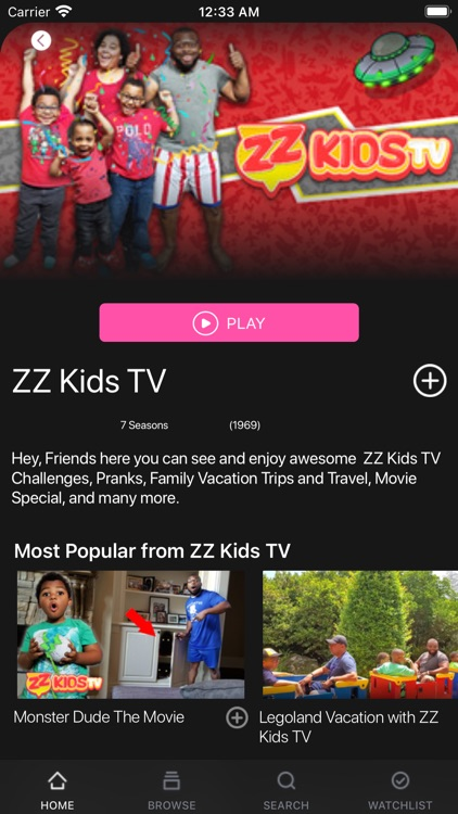 HappyKids - Videos for Kids screenshot-5