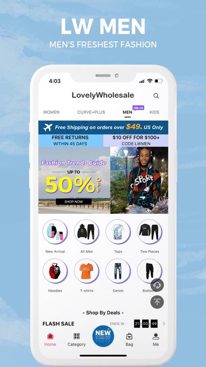 LovelyWholesale-Shopping screenshot-5